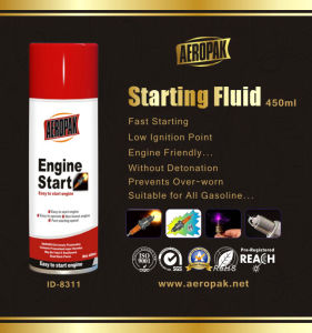 Non Corrosive Starting Fluid pictures & photos