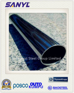 China Stainless Steel Pipe pictures & photos
