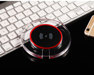 Mobile Phone Qi Wireless Power Charger pictures & photos