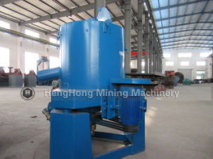99% Recovery Alluvial Sand Gold Centrifugal Concentrator