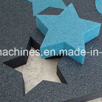 30mm Foam Laser Cutter Machine CO2 Reci 100W/150W pictures & photos
