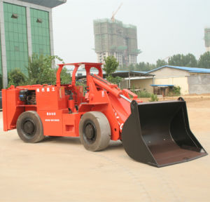 Xiandai Brand Mining LHD Loader 40kw 4WD 1.9m Height SGS pictures & photos