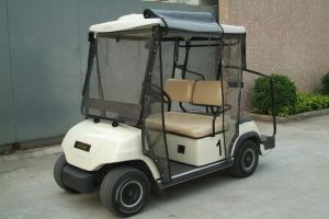 Ce Approved Battery Operated Golf Car (LT-A2) pictures & photos