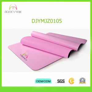 Natural Rubber, Super Quality, Eco-Friendly, Anti-Slip, Easy Clean, Yoga Mat, Customizable pictures & photos