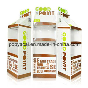 Cardboard Floor Pallet Display Stand, Paper Floor Display, Pop Display Stand pictures & photos