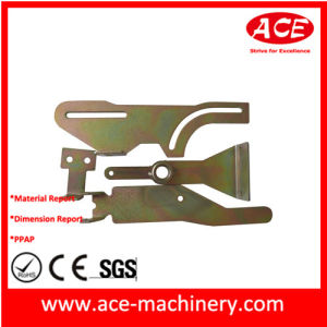 China Manufacture Sheet Metal Fabirciation Stamping pictures & photos