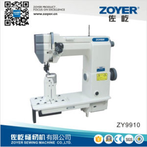 Zy9910 Single Needle Post Bed Lockstitch Industrial Sewing Machinery pictures & photos
