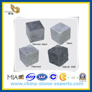 Natural Kerbstone / Basalt / Cobble / Granite Paving Stone for Garden Paver/Landscape pictures & photos