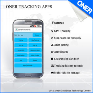 SMS APP GPS Tracking System pictures & photos