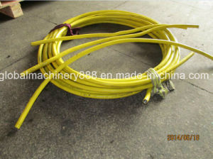 PVC Coated Stainless Steel Corrugated Sprinkler Hose Making Machine