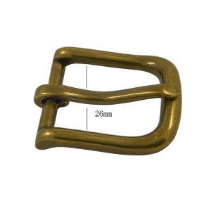 Handbag Metal Pin Belt Buckle Factory pictures & photos
