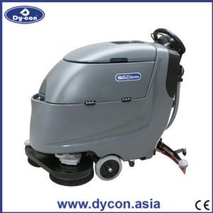 Multi-Funtional Industrial Double Brush Floor Cleaning Machine for School pictures & photos