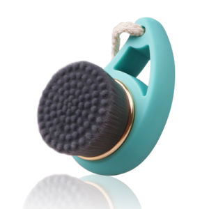 Beauty Equipment Bamboo Fiber Charcoal SPA Massage Facial Brush pictures & photos