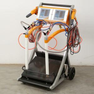 Dual Spray Gun Electrostatic Powder Spraying Machine pictures & photos