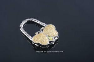Butterfly Design Metal Purse Hook Purse Hanger pictures & photos
