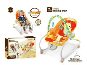 Multi-Function Music Rocking Chair Toy for Baby (H9786001) pictures & photos