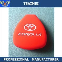 Colorful Remote Car Logo Silicone Car Key Cover pictures & photos