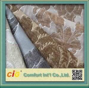 Modern Polyester Sofa Chenille Fabric pictures & photos