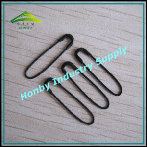 Summer Sales Plated French Style U Shaped Safety Marking Pins (P160708A)