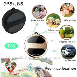 Professional Manufacturer Mini GPS Tracker for Person/Car/Pets T8s pictures & photos