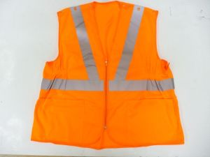 High Visibility Safety Vest, Made of Knitting Fabric pictures & photos