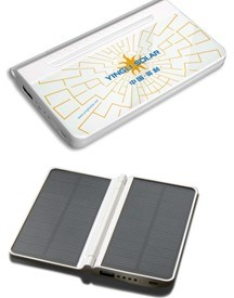 5000mAh Ce RoHS Solar Mobile Charger (SZYL-P40) pictures & photos