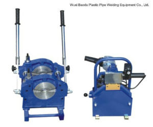 Plastic Pipeline Welding Machine (BRDHS 160, Manual) pictures & photos