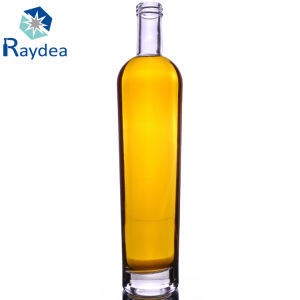 Straight Round Flint Glass Bottle in 750ml pictures & photos