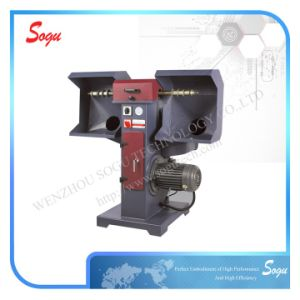 Electrical Shoes Sole Outsole Eight-Speed Grinding Polishing Machine pictures & photos