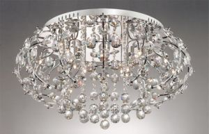 Contemporary Fashion Crystal Ceiling Lighting (C2815-18) pictures & photos