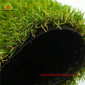 Luxury Competitive Synthetic Grass for Landscape Grass pictures & photos