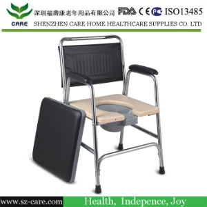 Economic Chairs Portable Toilet Seat Toilet Commode Bathroom Commode pictures & photos