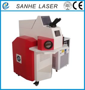 New Jewelry Laser Spot Welding Welder Machine with Certification Ce ISO pictures & photos