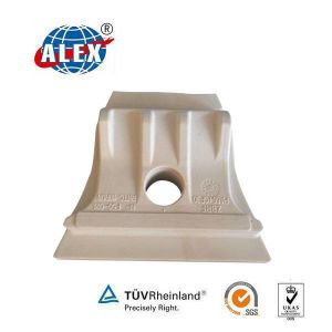 White Customized Rail Insulator (NABLA)