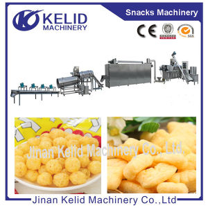 Automatic Corn Food Snacks Machine pictures & photos