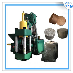Y83 Waste Recycle Metal Turnings Block Making Machine pictures & photos