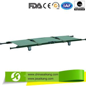 Ce Factory Economic Aluminium Alloy Foldaway Stretcher pictures & photos
