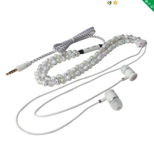 Specail Designed Bead Cable Earphone for Girls pictures & photos