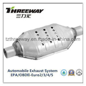 Car Exhaust System Three-Way Catalytic Converter #Twcat0092 pictures & photos