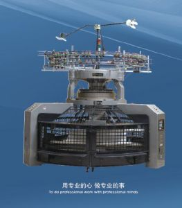 Open Width Double Jersey Circular Knitting Machine pictures & photos