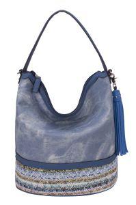 Women Ladies Leather Match Straw Shoulder Bag Tote Purse Handbag Messenger Crossbody Satchel