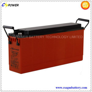 Buy Front Terminal Battery 12V100ah Factory with 3years Warranty pictures & photos