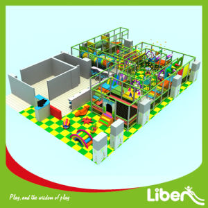 Customized Children Indoor Playground Play Structure pictures & photos