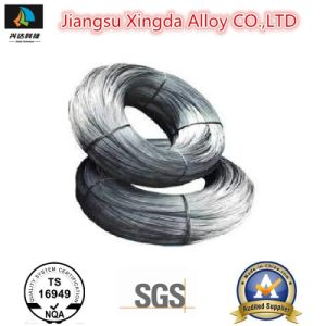 High Purity Nickel Alloy N08825 Alloy Wire pictures & photos