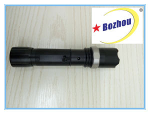 USA LED Rechargeable Tactical Powerful Best Quality Torch pictures & photos
