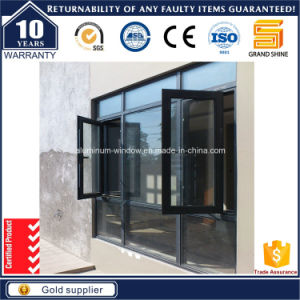 New Design Outward Casement Window Grill Design (6789 series) pictures & photos