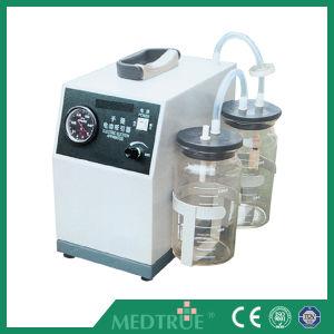 Mobile Setup Medical Portable Electric Suction Apparaturs Unit (MT05001016) pictures & photos