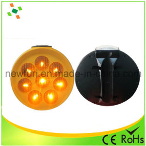 Sunflower Solar Flasher Traffic Warning Light pictures & photos