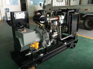 100kVA 80kw Yuchai Natural Gas Generator LPG Generator pictures & photos
