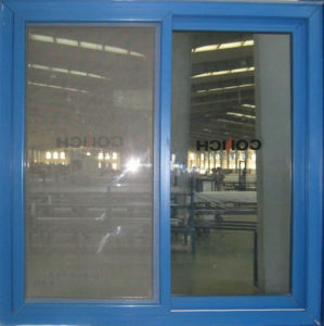 Conch 80 PVC/UPVC Sliding Window pictures & photos